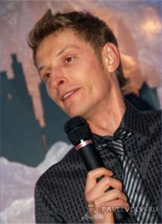 "Павел Воля на презентации журнала ""Headline"""