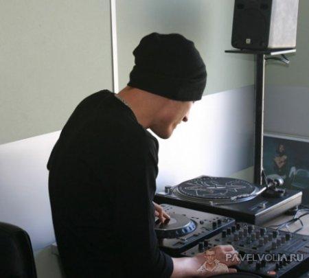 Павел Воля на D-fm радио